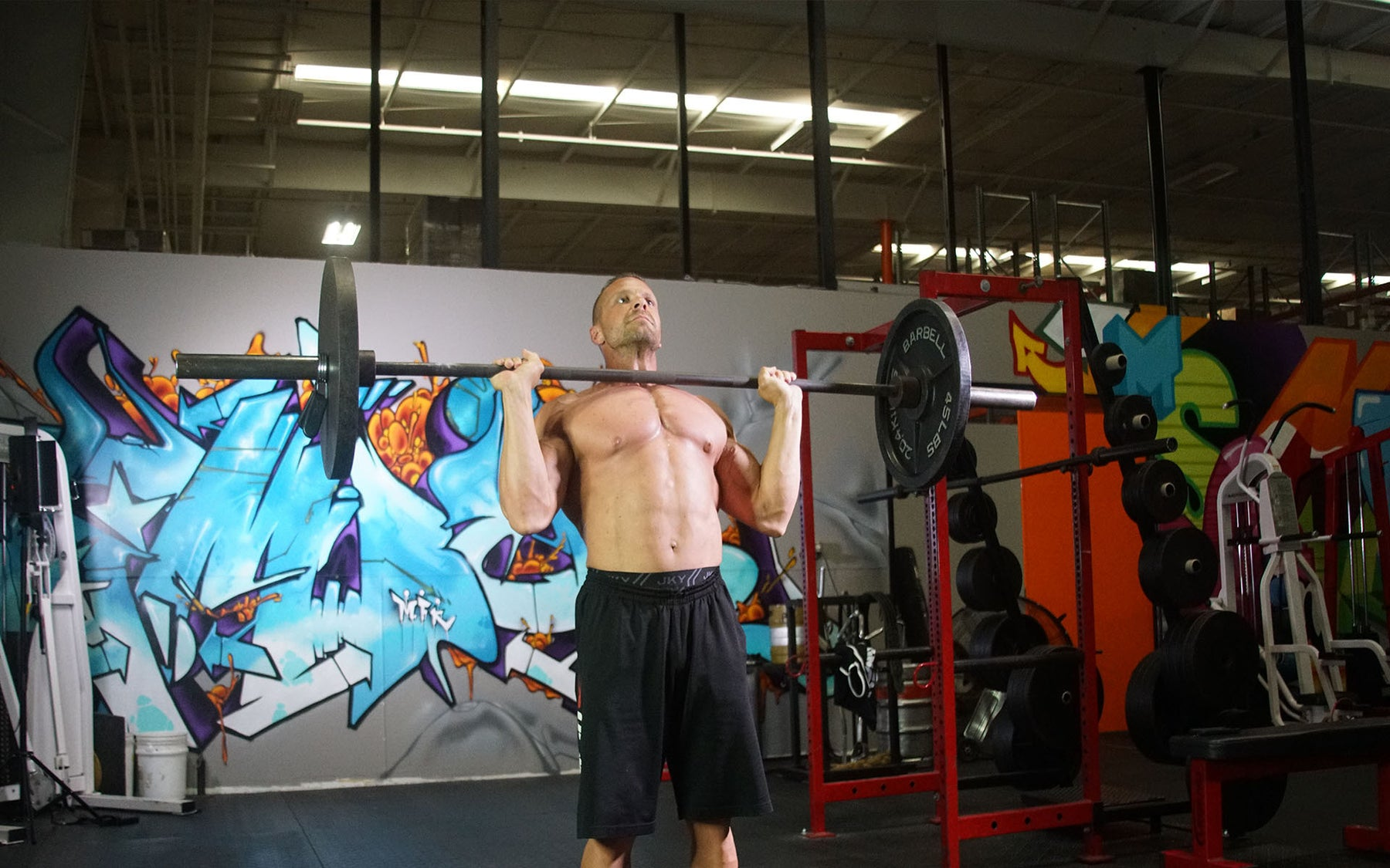 Military Press (Overhead Shoulder Press)