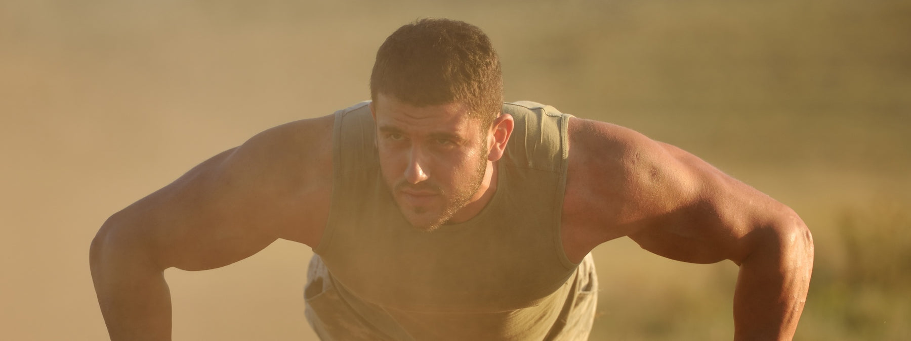 Military Muscle: Are You in Fighting Shape?