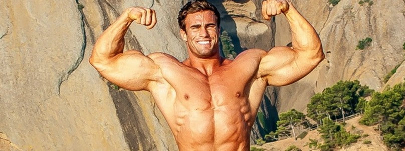 Calum Von Moger - Top YouTube Videos