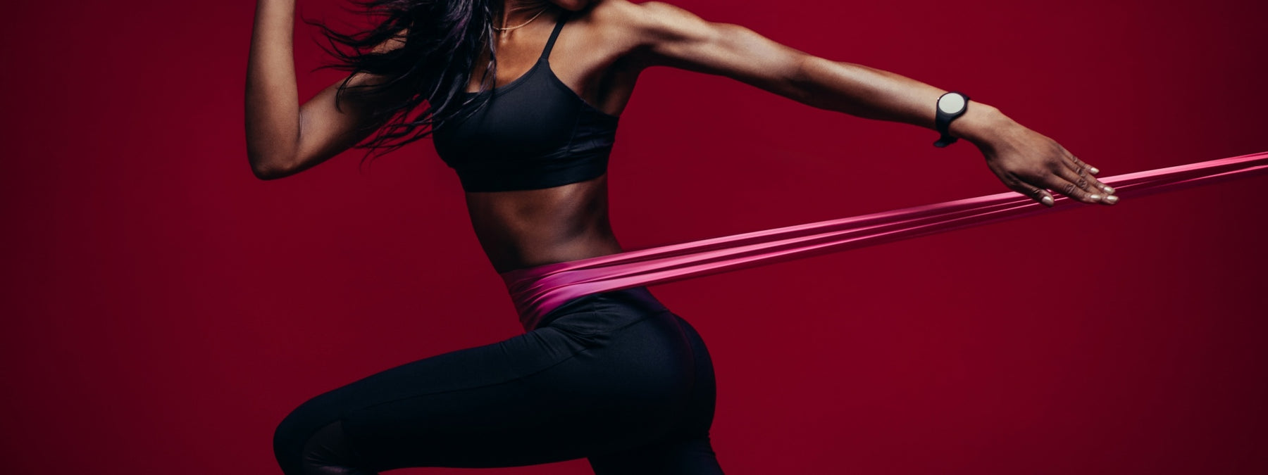 Push Past Workout Plateaus With Resistance Band Training