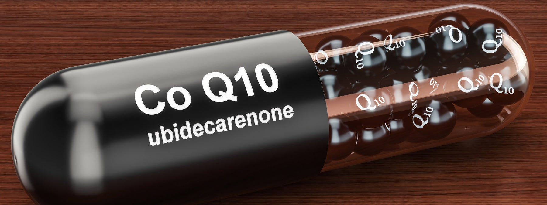 The Comprehensive Guide to Coenzyme Q10 for Overall Health