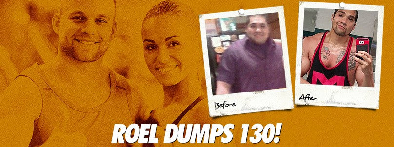 Transformation: Roel Gomez Dumped an Incredible 130 Pounds!