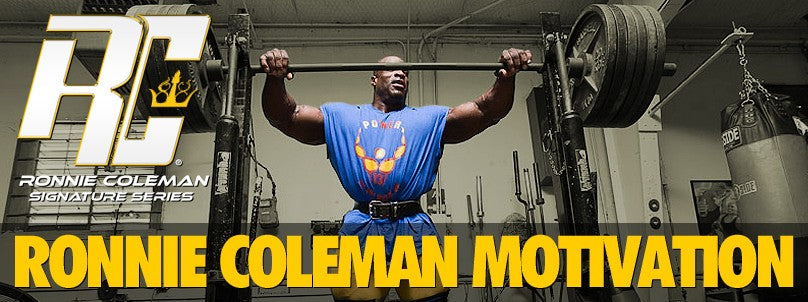 Ronnie Coleman Motivation & Quotes: No One Loved Bodybuilding More!