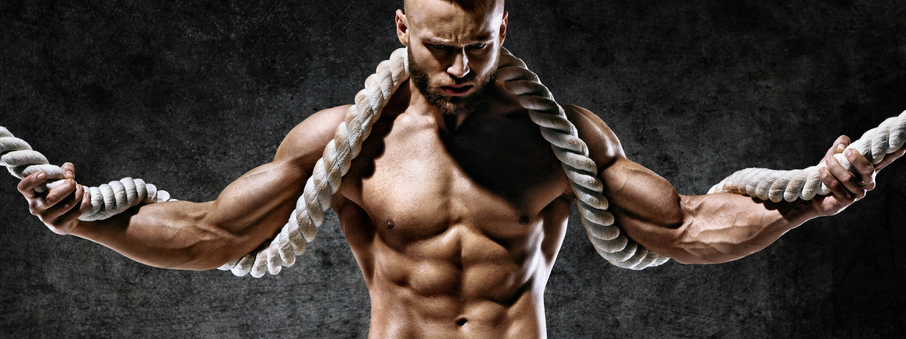 8 Potent Rope Exercises For More Muscle Mass
