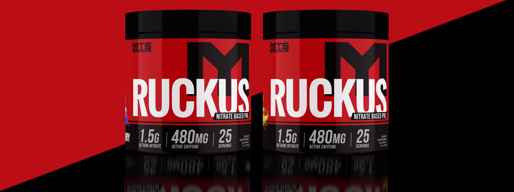 Bring Da Ruckus! An Inside Look at MTS Nutrition's Ruckus Pre-Workout