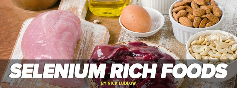 10 Selenium-Rich Food Sources You Should be Eating