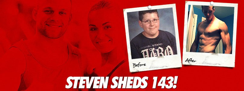 Transformation: Steven Smith Sheds an Amazing 143 Pounds!