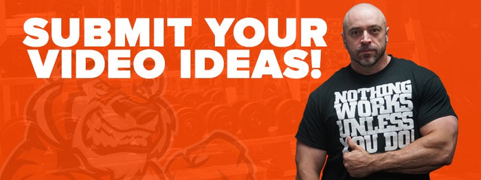 Submit Your Questions to Steve Shaw: Tiger Fitness Editorial Director
