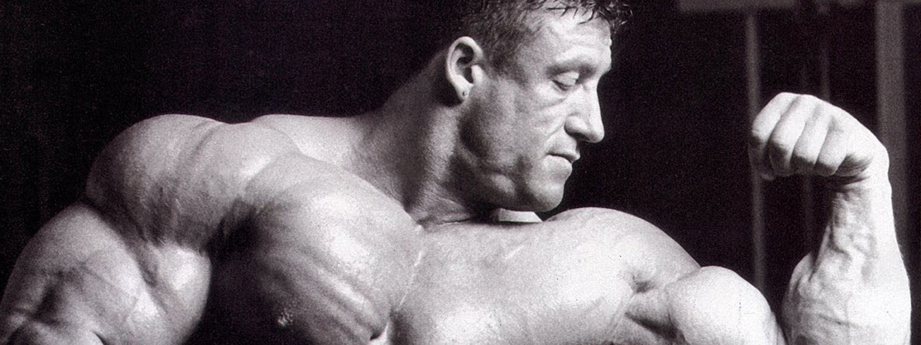 Dorian Yates Was Right About Training Frequency