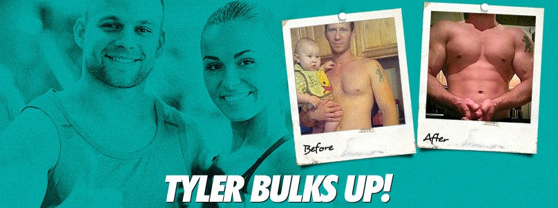Transformation: Tyler Rogers Bulks Up to 185!