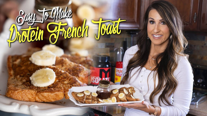 Easy-To-Make Protein French Toast