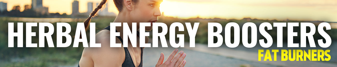Herbal Energy Boosters