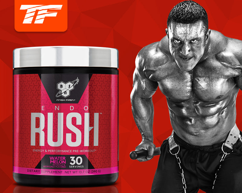 BSN EndoRush Pre-Workout — Tiger Fitness b13b09ac88041