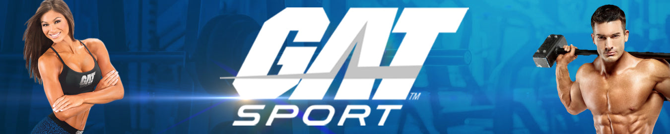 GAT Supplements Banner Image