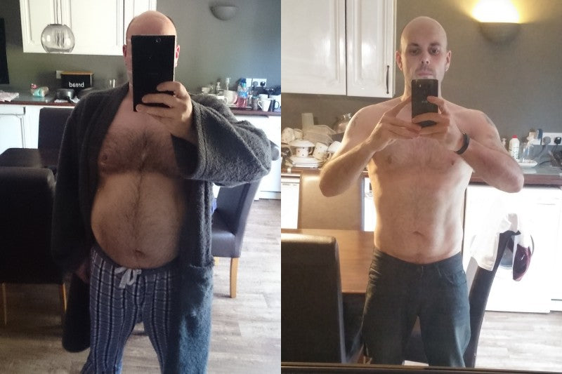 Anthony Loses 70 Pounds