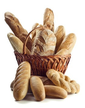Bread and Bread Sticks