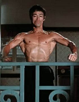 Bruce Lee's Physique