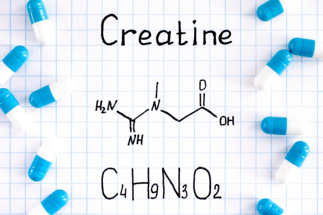 Creatine Chemical Formula