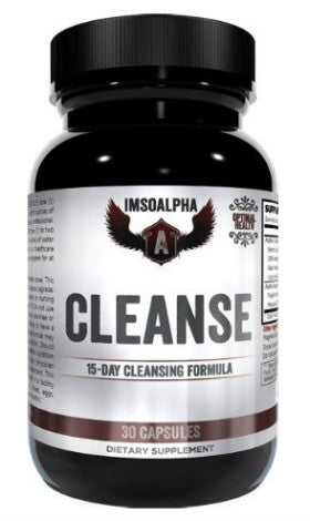 I'm So Alpha Cleanse