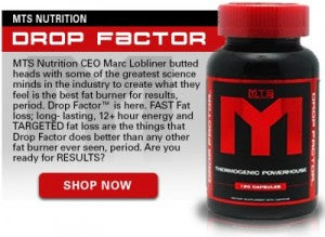 Drop Factor Thermogenic
