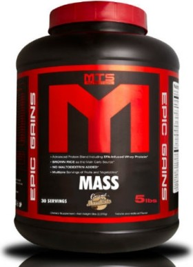 Epic Gains Mass Gainer