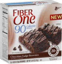 Fiber One Brownies