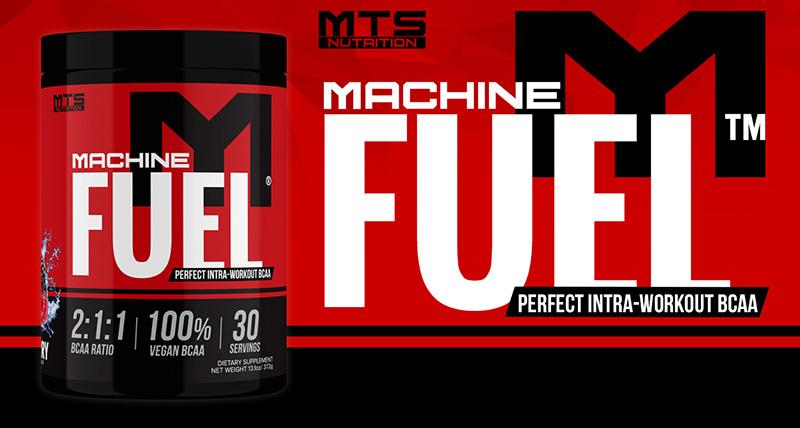 Machine Fuel BCAAs