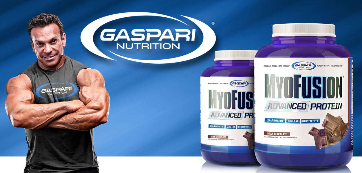 Gaspari MyoFusion Advanced Protein | Blended Protein Powder!– Tiger Fitness