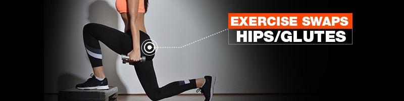 Hip Exercise Swaps