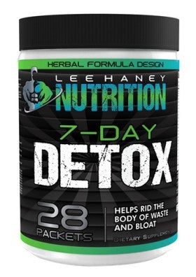 Lee Haney Detox