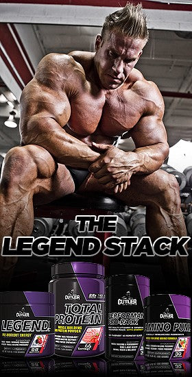 Cutler Legend Stack
