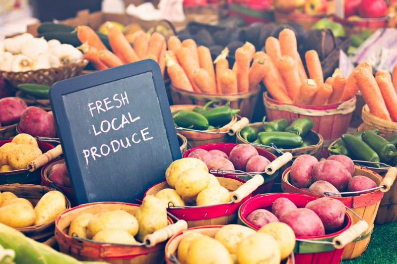 Fresh Local Produce