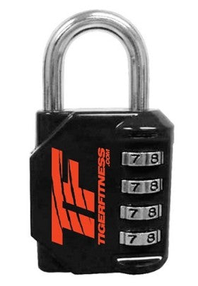 Tiger Fitness lock