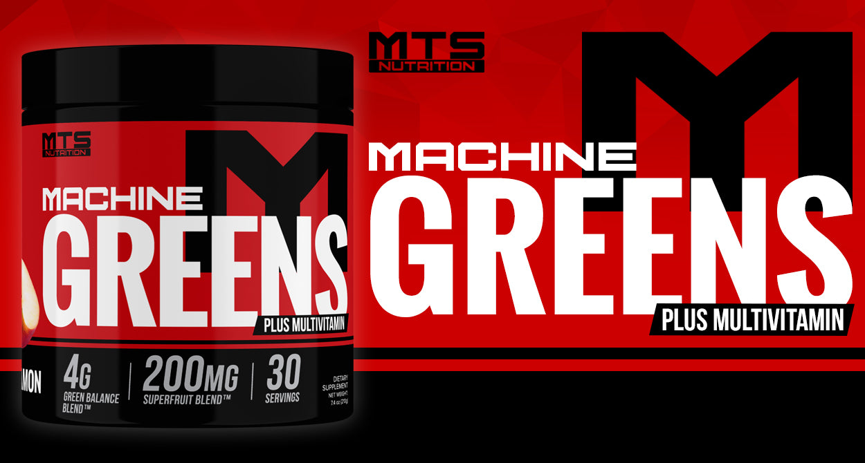 Machine Greens
