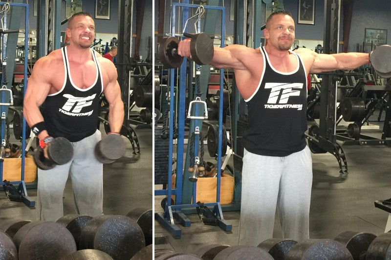Marc Lobliner Side Laterals