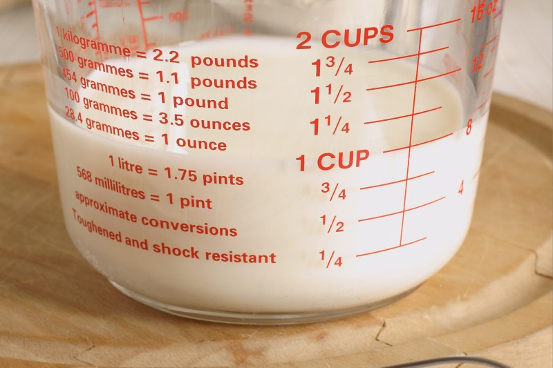 How Many Ounces in A... Cup, Gallon, Pint, Liter — Tiger Fitness