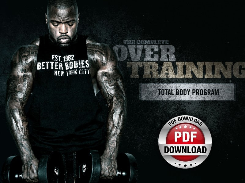Mike Rashid's Overtraining E-book