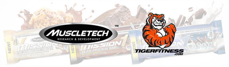 Muscletech Mission 1 Bars