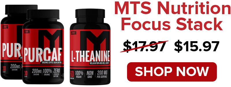 MTS Nutrition Focus Stack - Bundle and Save