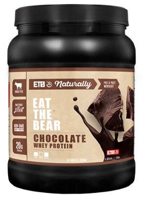 Eat The Bear Naturally