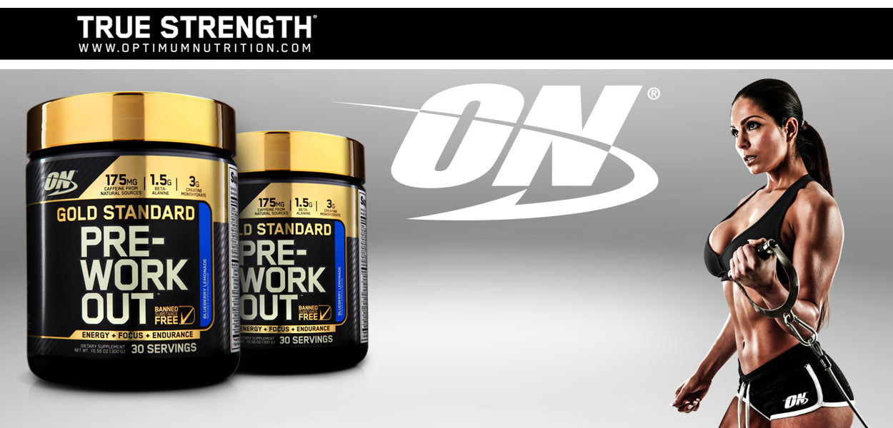ON Gold Standard Pre-Workout | Tiger Fitness