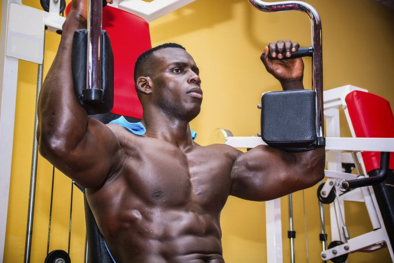 10 Gym Machines That Build Muscle — Tiger Fitness