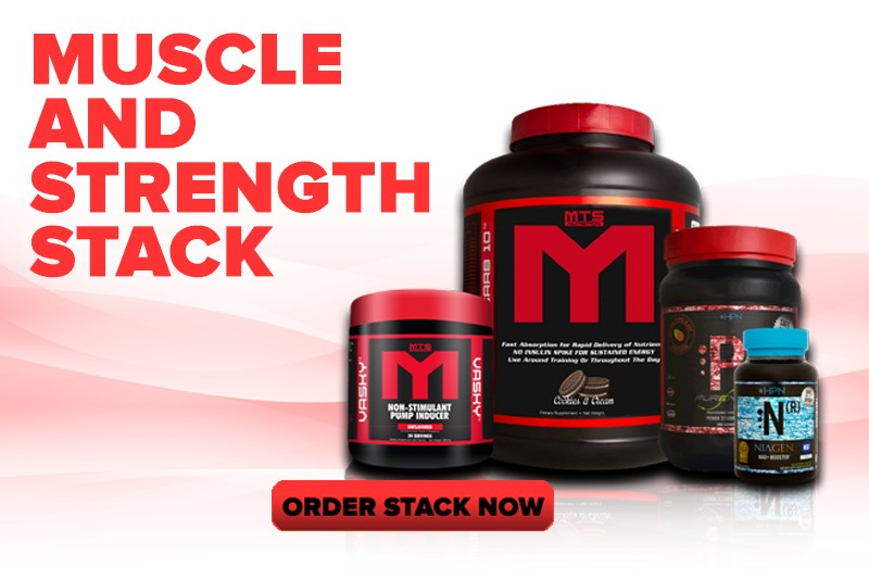 Muscle and Strength Stack