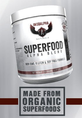 Superfood Alpha Blend
