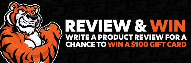 Write a Review for a Chance to Win