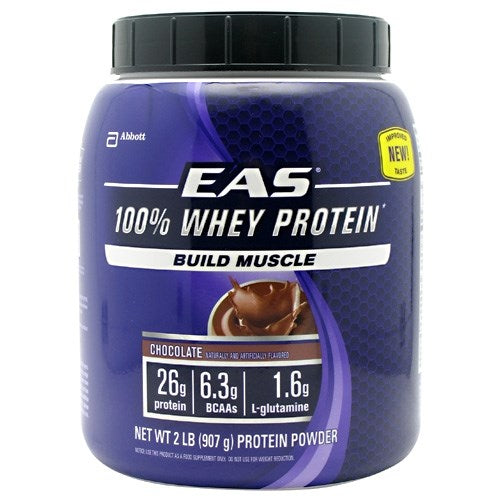 100% Whey Protein 2lb. - Chocolate - 2lbs
