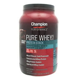 Pure Whey Plus 2lbs. - Vanilla Ice Cream