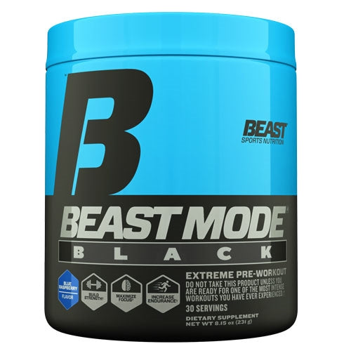 Beast Sports Beast Mode Black 30 serv - Pink Lemonade
