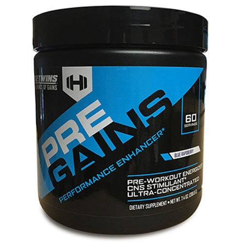 Pre Gains 60 serv - Blue Lemonade