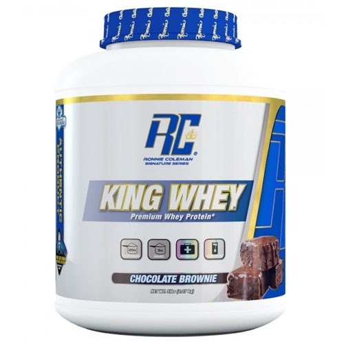 Ronnie Coleman King Whey 5lb. - Vanilla Frosting